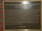UC Memorial Site Dedication Plaque