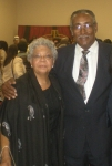 Class of 1953 - Marshall Davis, Jr. and wife Margaret Doucette Davis, vocal music teacher at Union Central