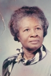Mrs. Guysie Mae Jenkins. Science Teacher (1957-1967) and Home Demonstration Agent.  She was Home Demonstration Agent fro