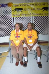 Dorothy Brown Yearby & Otis Gray; Class of 1955